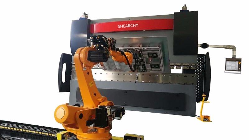 全自动电液伺服折弯机系列-2