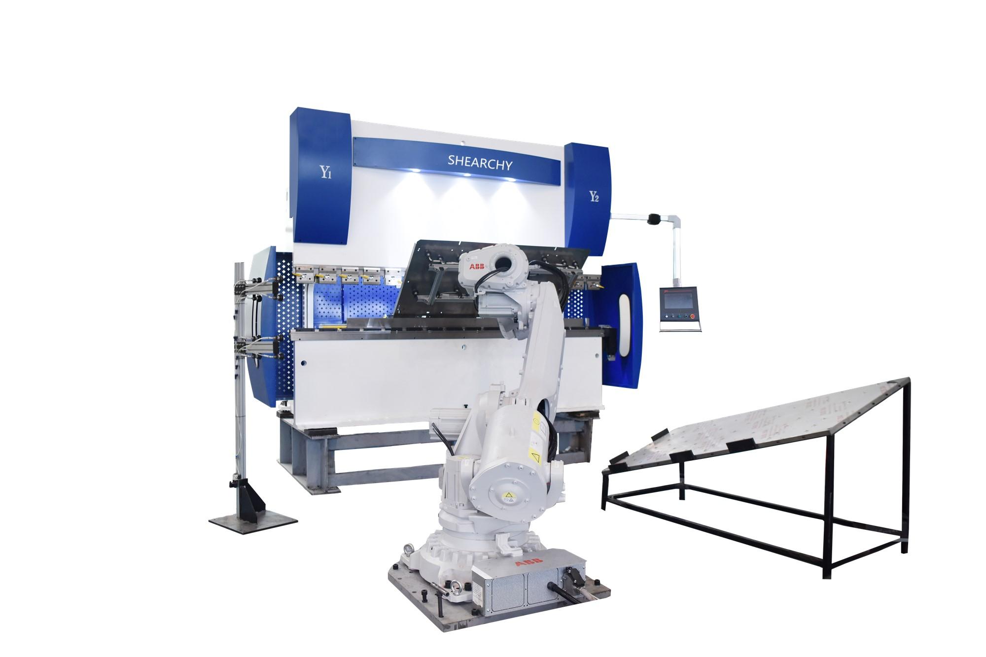 机器人折弯机自动化-2